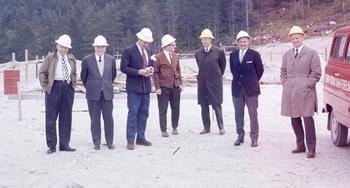 Styremøtet befaring 1965